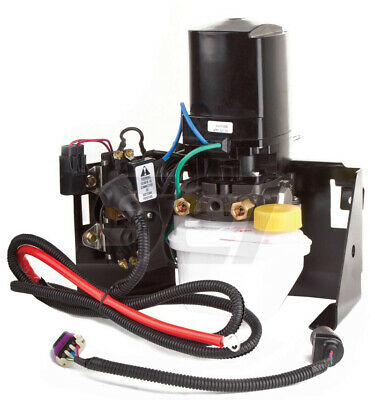 Mercruiser Trim Pump Assembly Alpha/Bravo Complete Brand New A/MKT