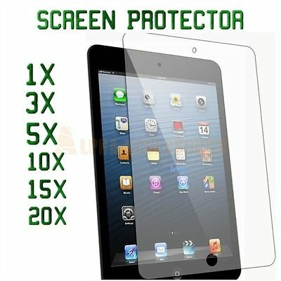 Crystal Clear Film LCD Screen Protector Lot For New Apple iPad Mini 7 1/2/3 - UK