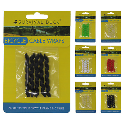 Bicycle Brake Cable Wrap Protector Frame Gear Rubber SAME DAY DISPATCH  UK