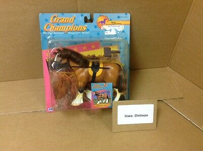 Grand Champions 1996 Clydesdale Mare 50066 Vintage New