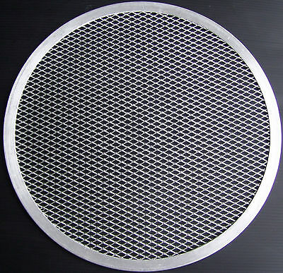 Mesh Pizza Screens Trays 380mm/ 15inch - Aluminium