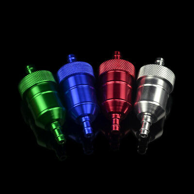 Alloy Petrol Gas Fuel Filter CRF YZF KXF KTM Motorcycle ATV Quad Pit Dirt Bike
