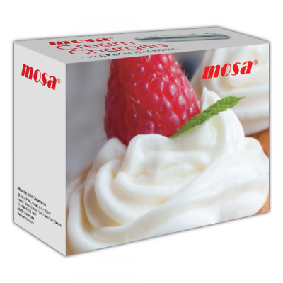 MOSA Cream Chargers Dispenser NOS N2O cannisters -FREE DELIVERY