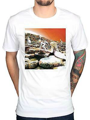 Official Led Zeppelin HOTH Album Cover T-Shirt Band indie Concert Tour Hermit