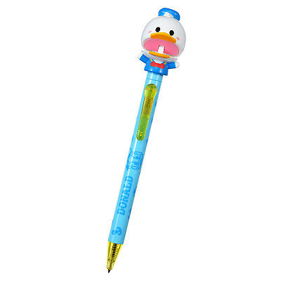 Japan Disney Store Cute Big Head Donald Duck with Movable Mouth pen