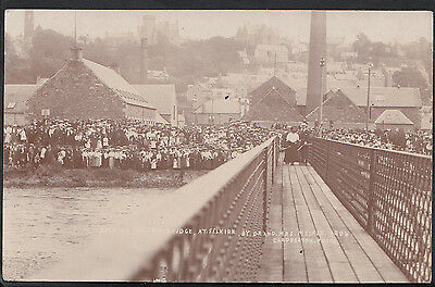 Scotland Postcard - 1906 Opening The New Bridge, Selkirk By Dr & Mrs Meikle S266