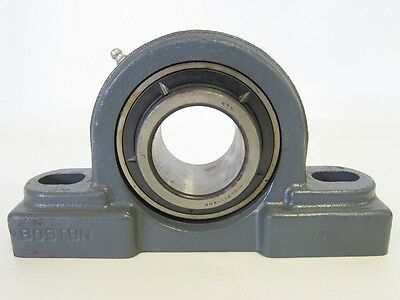 "NTN Boston A-UL211-200 Pillow Block Bearing 2"" Bore"