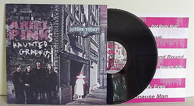 LP- Ariel Pink's Haunted Graffiti ‎– Before Today-UK 2010-MINT