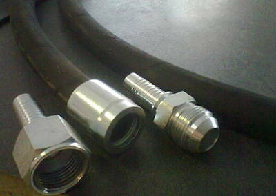 Flexible Hydraulique 1/4'' (10L/min) - 2 X Fjic 1/2''
