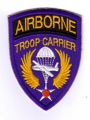 WWII - AIRBORNE TROOP CARRIER (Reproduction)