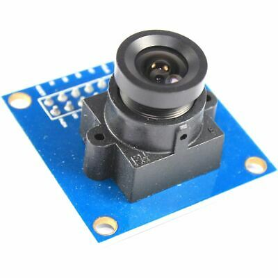 OV7670 300KP VGA Camera Module 640x480 3.3V SSCB I2C Lens Arduino Flux Workshop