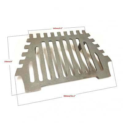 Queenstar 16 Inch Fire Grate 2 Legs Bottom Grate