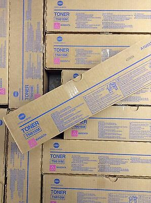 Konica Minolta Toner For Bizhub Press C6000 C7000 C7000P Tn616M Magenta Toner