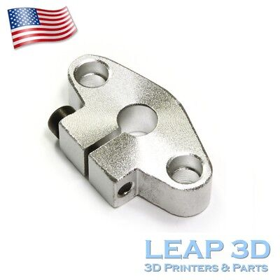 SHF8 8mm Rod Holder Linear Rail Shaft Guide Support CNC Mill RepRap 3D Printer