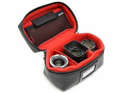 ARTISAN & ARTIST Camera lens vanity case ACAM-61 Color Black from Japan