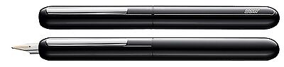 LAMY dialog 3 Piano Black Platinum Fountain Pen New In Box