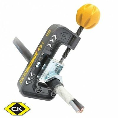 CK Armourslice T2250 Precise SWA Armoured Cable Wire Stripper From 12mm to 36mm