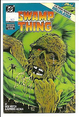 Swamp Thing # 67 (6 Pg Hellblazer Prequel Preview, 1987)