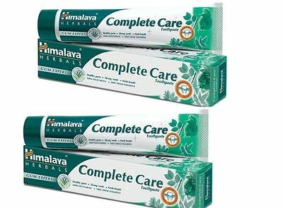 5x100 GMS Himalaya Complete Care Ayurveda Toothpaste