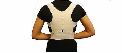Breathable magnetic Posture Corrector bad back shoulder lumbar support