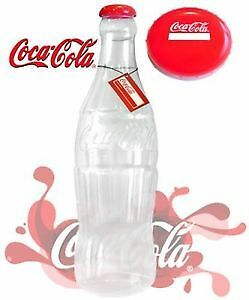 Giant 2Ft Plastic Coca Cola Coke Savings Money Bottle Coke Bottle Money Box 60cm