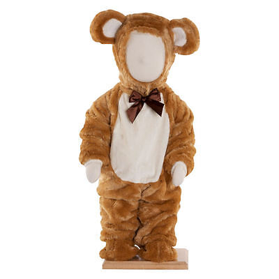 12-18 months Baby Teddy Bear Childrens Costume by Travis Dress Up By Design