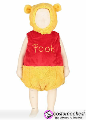 3-6 months Winnie the Pooh Tabard By Disney Baby Costume