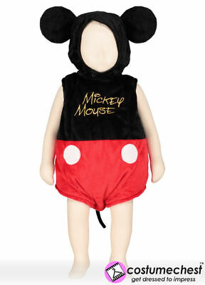 3-6 months Mickey Mouse Tabard Costume  By Disney Baby Costume