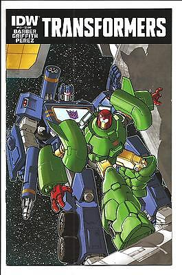 Transformers # 43 (Idw, July 2015), Nm New