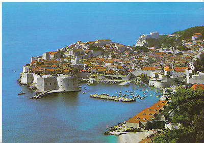 Dubrovnik Postcard - The Old City    A7783