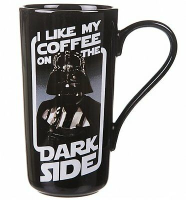 Boxed Mug - Disney Star Wars - Darth Vader - I Like My Coffee On The Dark Side