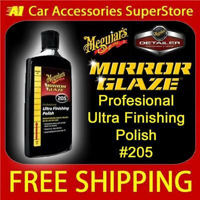 Meguiars #205 M205 Mirror Glaze Professional Ultra Finishing Polish