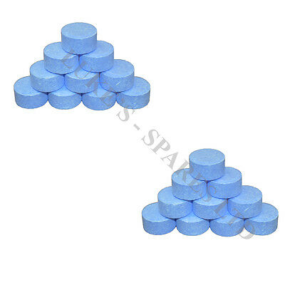 100 X Chlorine 20g Chlorine Tablets for Spa / Hot Tub / Swimming Pool