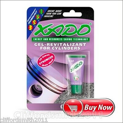 XADO Gel Revitalizant for Cylinders 9ml Restoration without repair