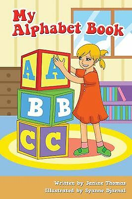 Personalised Childrens Book (MY ALPHABET BOOK)