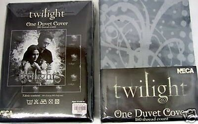 New Moon Twilight Duvet Bed Comforter Cover Edward Bella Being With You Forever