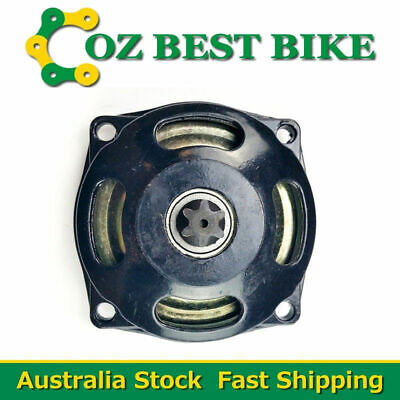6 Teeth 25H Gear Box Clutch Drum Bell Housing 47cc 49cc Mini Pocket Rocket ATV Q