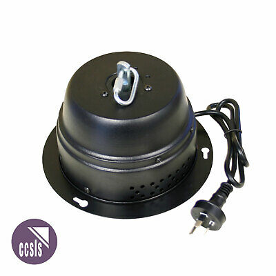 Mirror Ball Motor - 240V Heavy-Duty Suitable For 50-60Cm Balls