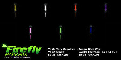 Firefly Super Kit Marker Glow in the Dark Kit & Safety Marker FREE UK DELIVERY