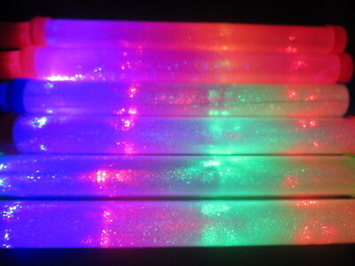 Bastoncini Luminosi Led Spada Luminosa Multicolor Luminoso Concerto Festa Disco
