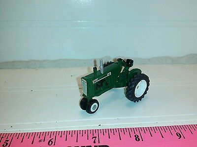 1/64 ertl custom agco white oliver 770 nf tractor farm toy free shipping!