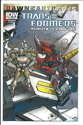 Transformers: Robots In Disguise # 33 - Sub Cvr (Sept 2014), Nm New