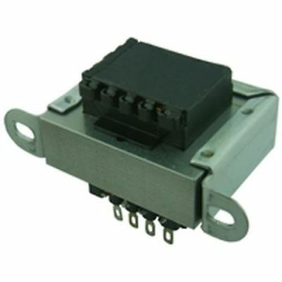 Mains Transformer 120/240V Chassis Type 6VA 0-9V 0-9V Xmer Step Down