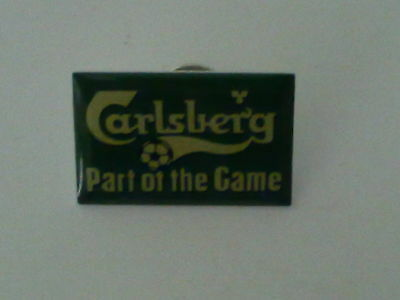 Pin Spilla Stemma (Birra Carlsberg - Part of the game - cm. 3x2)