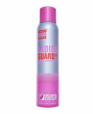 New Shaver Guard Ladies Shaver Guard Cleaner