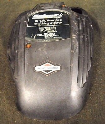 BRIGGS AND STRATTON 10T702 0498 B1 Blower Housing Cover 793973