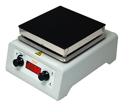New magnetic stirrer digital  ceramic hotplate mixer up to 550C from Sydney
