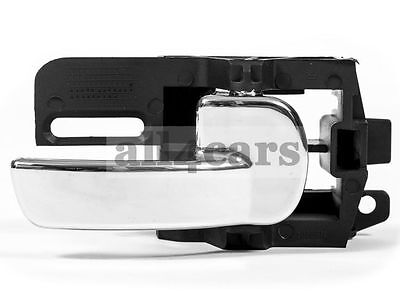 Interior Inner Door Handle Front Right Driver Side O/s Nissan Qashqai 2007-2013