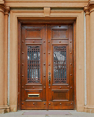 "Stunning Hand-Crafted Wood Entry Doors by Monarch Custom Doors 61"" x 96"""