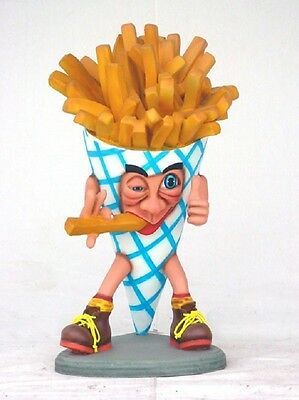 French Fries Display